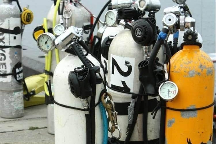can scuba tanks explode