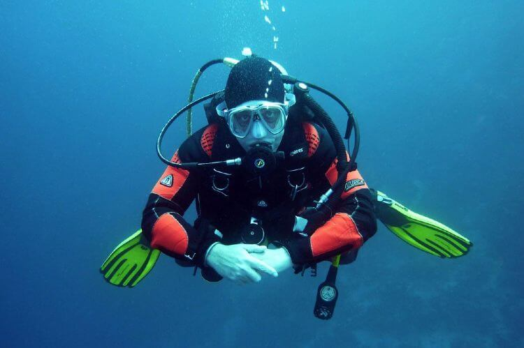 boyle's law and scuba diving
