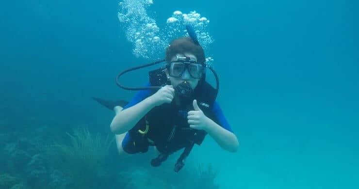 scuba breathing techniques