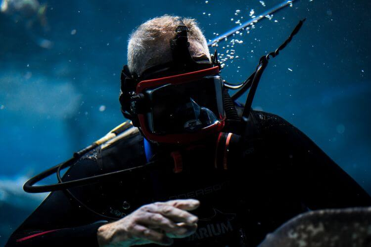 charles law and scuba diving