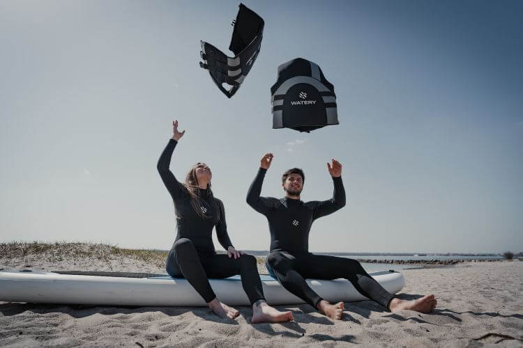 what to wear under wetsuit