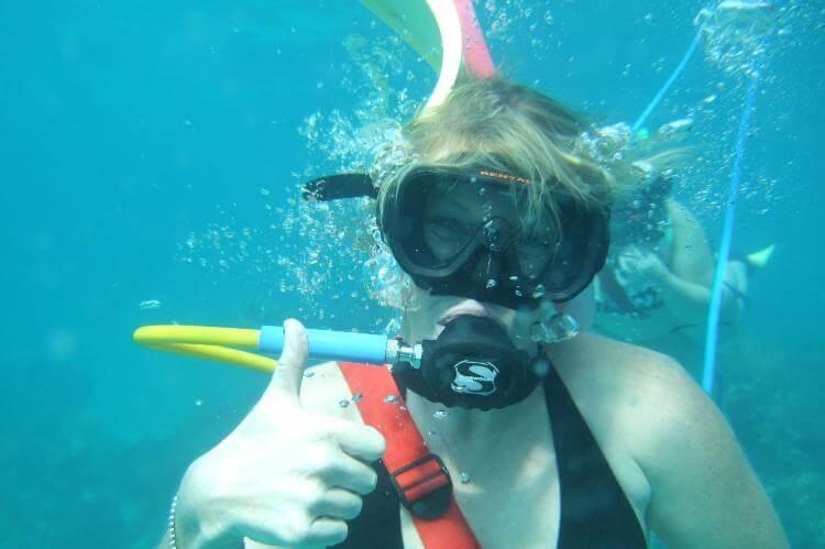 best scuba diving mask for large faces