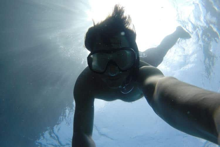 best scuba diving mask for small faces